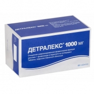 Существуют ли полные аналоги препарата «Детралекс»?