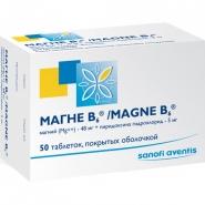 Лучшие аналоги препарата «Магне В6»